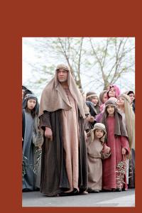 aspettando Gesù (foto di enzo di fazio)