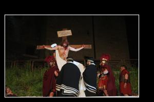 la deposizione dalla croce (foto di enzo di fazio)