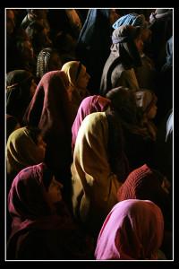 la folla (foto di enzo di fazio)