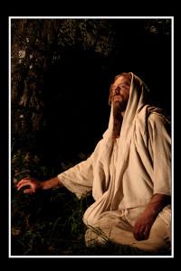 la paura di Gesù (foto di enzo di fazio)