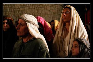 occhi in preghiera (foto di enzo di fazio)