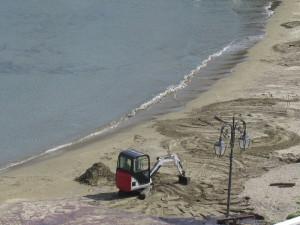 velelle pulizia spiaggia 001