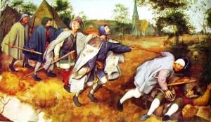 Bruegel. La parabola dei ciechi