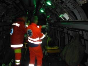 Foto 25 Elicottero miliatare interno