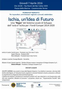 Locandina workshop 'Un'idea di Futuro' copia
