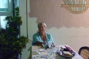 Mary al ristorante
