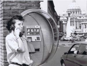 Posto telefonico pubblico