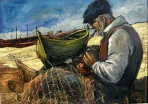 Vecchio pescatore