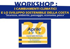 Workshop Gaeta. 26 Aprile 2016