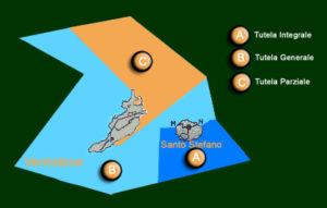 AMP isole di Ventotene e Sanbto Stefano