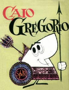 Caio Gregorio er guardiano der Pretorio