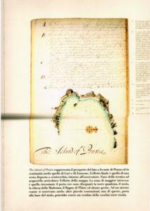 Dal Bonifacio. Mappa cap. Wilde. 1672-73