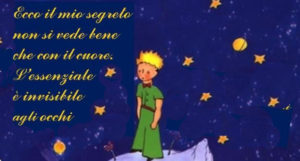 Il piccolo Principe. Modified