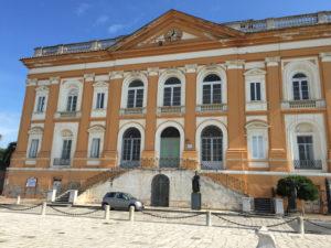 La costruzione del Belvedere
