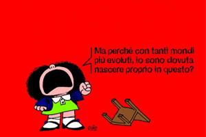 Mafalda. Mondi più evoluti