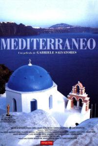 Mediterraneo. Copertina Dvd