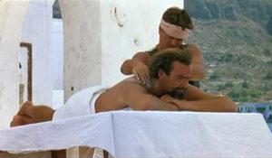 Mediterraneo. Il massaggio