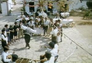 Mediterraneo. La danza
