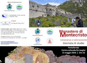Monastero di Montecristo 21-5-2016 fronte