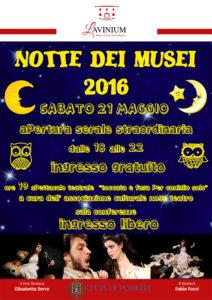 NotteMusei 2016