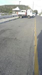 Parcheggio bus