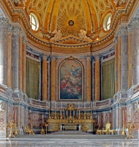 Reggia di Caserta. Cappella Palatina