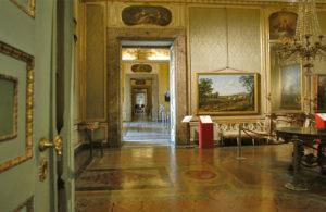 Reggia_di_Caserta. Appartamenti privati