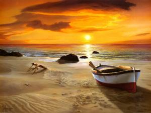Spiaggia-Al-Tramonto-Print-C12041673[1]