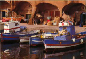 ventotene porto romano