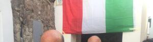 Bandiera ungherese ritaglio