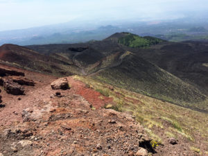 Etna. Panorama