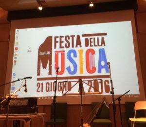 Festa della Musica. Logo