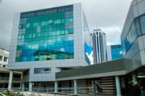 La sede di Acqualatina. Immagine da latinaoggi.eu