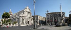 Piazza Duomo. Catania