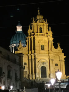 Ragusa Ibla. Il Duomo di S. Giorgio