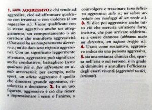 Aggressivo. Part