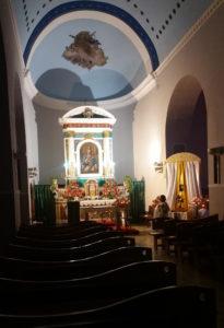 La chiesa diLe Forna
