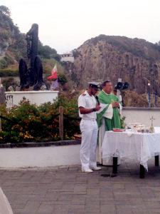 La lettura della preghiera del marinaio