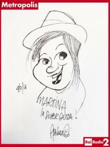 Martina. La superguida