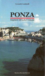 Ponza - Copertina libro Lombardi