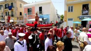 Processione San Silverio 2012