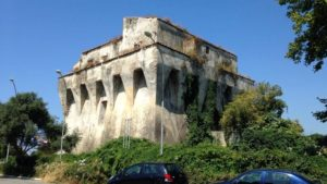 Torre Angellara a Salerno