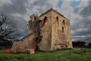 Totte Castelluccia Bosco Caggioni a Pulsano (Taranto)