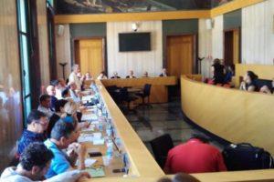 Vigorelli alla Conferenza dei Sindaci per l'ATO4