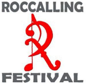 roccalling-festival. Logo