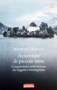Ambrogio Borsani. Avventure di piccole isole. Copertina