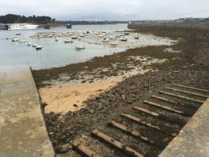 Bassa marea a St. Malo