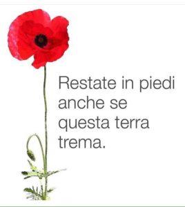 Restate in piedi...