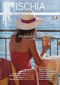 Ischianews & Eventi Copertina Agosto 2016