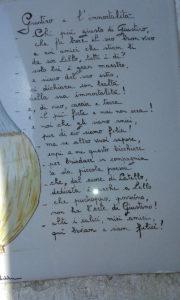 Poesia x Giustino
